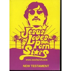 Jesus Loves Pornstars