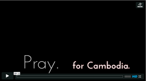 Pray for Cambodia - Visual Prayer Experience