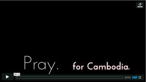 Pray for Cambodia - Visual Prayer Experience