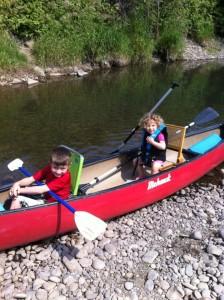 Quick Canoe Trip