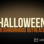 Halloween Neighborhood Outreach Promo Video